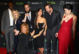 Ashley Johnson Photo - April 11 2016 New York City (L-R) Rob Brown Ashley Johnson Martin Gero Hoda Kotb Audrey Esparza Sullivan Stapleton and Jaimie Alexander  arriving at PaleyLive NY An Evening With The Cast  Creator Of Blindspot at The Paley Center for Media on April 11 2016 in New York CityBy Line Zelig ShaulACE PicturesACE Pictures Inctel 646 769 0430