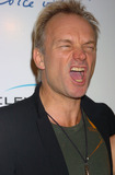 Sting Photo - Sting at La Dolce Vita New York Fundraiser at the Metropolitain Pavilion which he hosted