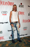 Johnny Hardesty Photo - MIAMI AUGUST 27 2005    Johnny Hardesty at the Ocean Drive Music 05 Party held at Loews