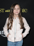 Ava Acres Photo - January 14 2016 LAAva Acres arriving at the premiere of Amazons Just Add Magic at the ArcLight Hollywood on January 14 2016 in Hollywood California By Line Peter WestACE PicturesACE Pictures Inctel 646 769 0430