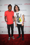 Cisco Adler Photo - (L-R) Musicians Schwayze and Cisco Adler at the celebration of the I Heart Ronson collection on August 20 2009 in New York City