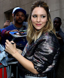 Katharine McPhee Photo - April 18 2016 New York CitySinger and actress Katharine McPhee made an appearance at AOL Build on April 18 2016 in New York CityBy Line Nancy RiveraACE PicturesACE Pictures Inctel 646 769 0430