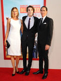 Brenda Strong Photo - May 21 2014 LAActress Brenda Strong son actor Zak Henri and husband Tom Henri at the Los Angeles premiere of Blended at the TCL Chinese Theatre on May 21 2014 in Hollywood California