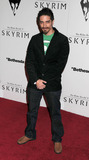Josh Keaton Photo - Josh Keaton arriving at the Skyrim video game launch held at the Belasco Theater on November 8 2011 in Los Angeles