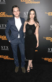 Alexander Calvert Photo - November 9 2016 LAAlexander Calvert and Jenna Burnham arriving at a screening of The Edge of Seventeen at the The Regal LA Live Theater on November 9 2016 in Los Angeles CABy Line FamousACE PicturesACE Pictures IncTel 6467670430