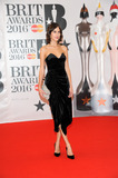 Alexa Chung Photo - February 24 2016 LondonAlexa Chung arriving at the BRIT Awards 2016 at The O2 Arena on February 24 2016 in London EnglandBy Line FamousACE PicturesACE Pictures Inctel 646 769 0430