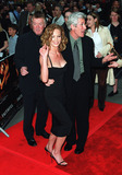Adrian Lyne Photo - Director Adrian Lyne Diane Lane and Richard Gere at the New York premiere of Unfaithful at Ziegfeld Theater New York May 6 2002