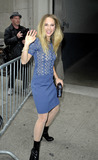 Juno Temple Photo - April 27 2015 New York CityActress Juno Temple made an appearance at HuffPost Live on April 27 2015 in New York CityBy Line Curtis MeansACE PicturesACE Pictures Inctel 646 769 0430