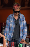 Samantha Ronson Photo - August 28 2012 New York CityDJ Samantha Ronson seen out in Soho on August 28 2012 in New York City