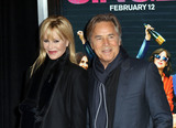 Melanie Griffiths Photo - February 3 2016 New York CityMelanie Griffith (L) and Don Johnson arriving at the How To Be Single New York premiere at the NYU Skirball Center on February 3 2016 in New York CityBy Line Nancy RiveraACE PicturesACE Pictures Inctel 646 769 0430
