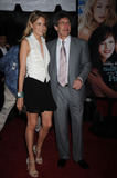 Alan Horne Photo - President and COO of Warner Bros Entertainment Inc Alan Horn (right) and Cody Horn attend the Sisterhood of the Traveling Pants 2 premiere held at the Ziegfeld Theatre on July 28 2008 in New York