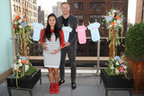 The Bachelors Photo - April 27 2016 New York CityThe Bachelor sweetheart couple Sean and Catherine Lowe who are due in July celebrate the start of their journey into amazinghood with an baby shower presented by Dreft at Gansevoort Park Avenue on April 27 2016 in New York CityCredit Kristin CallahanACE PicturesACE Pictures Inctel 646 769 0430