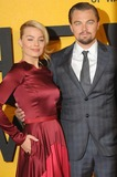 Margot Robbie Photo - January 9 2014 LondonLeonardo DiCaprio and Margot Robbie arriving at the UK Premiere of The Wolf of Wall Street at the Odeon Leicester Square on January 9 2014 in London England