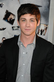 Logan Lerman Photo - Actor Logan Lerman arriving at the premiere of Source Code at the Arclight Cinerama Dome on March 28 2011 in Los Angeles CA