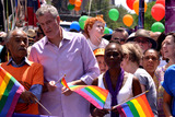 Al Sharpton Photo - June 26 2016 New York CityAl Sharpton Mayor of New York City Bill de Blasio and Chirlane McCray attending the New York City Pride 2016 Parade on June 26 2016 in New York CityBy Line Curtis MeansACE PicturesACE Pictures IncTel 6467670430