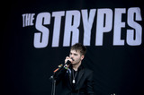 Josh McClorey Photo - June 27 2015 Glastonbury EnglandJosh McClorey of The Strypes performs on stage at the 2015 Glastonbury Festival on June 27 2015 in Glastonbury EnglandPlease byline FamousACE PicturesACE Pictures Inc Tel 646 769 0430