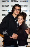 AJ Lamas Photo - New York November 17 2004 AJ Lamas and Dakota Pike at Gotham Magazines 5th Anniversary Party