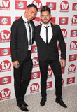 Bobby Norris Photo - Bobby Cole Norris and Charlie King arriving for the 2012 TVChoice Awards at the Dorchester Hotel London 10092012 Picture by  Alexandra Glen  Featureflash