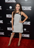 Alix Angelis Photo - LOS ANGELES CA August 22 2016 Actress Alix Angelis at the Los Angeles premiere of Mechanic Resurrection at the Arclight Theatre HollywoodPicture Paul Smith  Featureflash