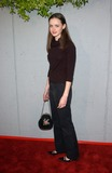 Alexis Bladel Photo - Actress ALEXIS BLADELL at the Los Angeles premiere of her new movie The Cats Meow10APR2002  Paul Smith  Featureflash