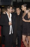 Al Pacino Photo - Actor COLIN FARRELL (left) AL PACINO  actress BRIDGET MOYNAHAN at the Los Angeles premiere of their new movie The Recruit28JAN2003    Paul Smith  Featureflash