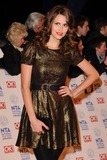 Ellie Taylor Photo - Ellie Taylor arriving for the National Television Awards 2013 at the O2 Arena London 23012013 Picture by Steve Vas  Featureflash