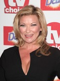Claire King Photo - Claire King arriving for the 2012 TVChoice Awards at the Dorchester Hotel London 10092012 Picture by  Alexandra Glen  Featureflash