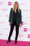 Jo Woods Photo - Jo Wood arriving to watch the catwalk show for the new range for Verycouk at One Marylebone London 11092014 Picture by Dave Norton  Featureflash