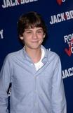 Logan Lerman Photo - Actor LOGAN LERMAN at party at Warner Bros Studios Hollywood for Rock the VoteSeptember 29 2004