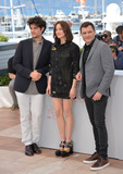 Alex Brendemuhl Photo - Actors Marion Cotillard Louis Garrel  Alex Brendemuhl at the photocall for From the Land of the Moon (Mal de Pierres) at the 69th Festival de CannesMay 15 2016  Cannes FrancePicture Paul Smith  Featureflash