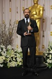 Asghar Farhadi Photo - Asghar Farhadi winner of Best Foreign Language Film for A Separation (Iran) at the 82nd Academy Awards at the Hollywood  Highland Theatre HollywoodFebruary 26 2012  Los Angeles CAPicture Paul Smith  Featureflash