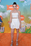 Kendall Vertes Photo - Kendall Vertes at the 2016 Kids Choice Awards at The Forum Los AngelesMarch 12 2016  Los Angeles CAPicture Paul Smith  Featureflash