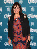 Arlene Phillips Photo - Arlene Phillips arriving for the Cirque du Soleil Quidam Press Night at the Royal Albert Hall London 07012014 Picture by Alexandra Glen  Featureflash