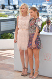 Adele Exarchopoulos Photo - Actresses Charlize Theron  Adele Exarchopoulos at the photocall for The Last Face at the 69th Festival de CannesMay 20 2016  Cannes FrancePicture Paul Smith  Featureflash