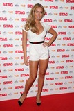 Aisleyne Horgan Wallace Photo - Aisleyne Horgan Wallace arrives for the premiere of The Stag at the Vue Leicester Square London 13032014 Picture by Steve Vas  Featureflash