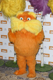 The Lorax Photo - The Lorax poses for photographers to promote his new film The Lorax at Dorchester Hotel London 12032012 Picture by Steve Vas  Featureflash