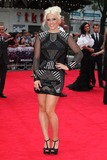 Amelia Lily Photo - Amelia Lily arriving at The Expendables 3 World Premiere at the Odeon Leicester Square London 04082014 Picture by Alexandra Glen  Featureflash