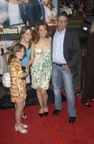 Lea Thompson Photo - Actress LEA THOMPSON  husband director HOWARD DEUTCH  daughters at the world premiere in Hollywood of his new movie The Whole Ten YardsApril 7 2004