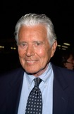John Forsythe Photo - Actor JOHN FORSYTHE at the world premiere of his new movie Charlies Angels at the Manns Chinese Theatre in Hollywood22OCT2000  Paul Smith  Featureflash