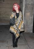 Alison Mosshart Photo - Alison Mosshart arriving for Stella McCartney Winter 2012 London Eveningwear Presentation and Dinner London 18022012 Picture by Henry Harris  Featureflash