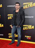 Thomas Canestraro Photo - Thomas Canestraro at the world premiere of American Ultra at The Ace Hotel DowntownAugust 18 2015  Los Angeles CAPicture Paul Smith  Featureflash
