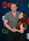 Steve Howey Photo - Sarah Shahi  husband Steve Howey at the CBS - Showtime  CW Summer TCA Party at the Pacific Design Centre West HollywoodAugust 10 2015  Los Angeles CAPicture Paul Smith  Featureflash