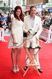 Ashleigh Butler Photo - Ashleigh Butler Pudsey and David Walliamsarriving for the premiere of Pudsey the Dog the movie at the Vue cinema Leicester Square London 13072014 Picture by Steve Vas  Featureflash