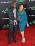 Stephen Boss Photo - Actress Allison Holker  husband actor Stephen Boss at the premiere of Disneys Zootopia at the El Capitan Theatre HollywoodFebruary 17 2016  Los Angeles CAPicture Paul Smith  Featureflash