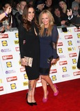 Emma Bunton Photo - Melanie Chisholm and Emma Bunton arriving for the 2012 Pride of Britain Awards at the Grosvenor House Hotel London 29102012 Picture by Alexandra Glen  Featureflash