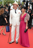 Alison Dickey Photo - John C Reilly  Alison Dickey at the closing gala at the 68th Festival de CannesMay 24 2015  Cannes FrancePicture Paul Smith  Featureflash