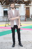 Douglas Booth Photo - Douglas Booth at the Royal Academy of Arts Summer Exhibition 2015 at the Royal Academy London June 3 2015  London UKPicture James Smith  Featureflash