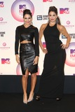 The Bella Twins Photo - The Bella Twins in the press room at the MTV European Music Awards (EMAs)  2014 held at the The Hydro Glasgow Scotland 09112014 Picture by James Smith  Featureflash
