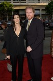 Noah Emmerich Photo - Actor NOAH EMMERICH  date at the Los Angeles premiere of his new movie Windtalkers11JUN2002  Paul Smith  Featureflash