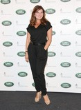 Karen Brady Photo - Karen Brady arriving for the all new Range Rover unveiling London 06092012 Picture by Alexandra Glen  Featureflash